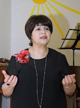 Photo: Татьяна Даниелян - музыкант, учитель и вдохновитель концертов к 9 мая