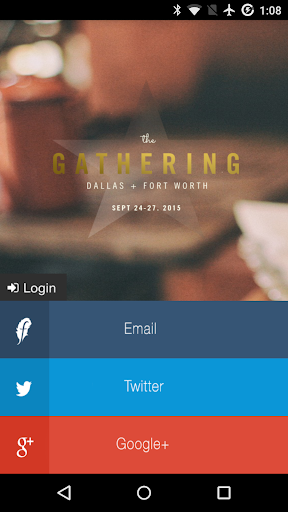 The Gathering 2015