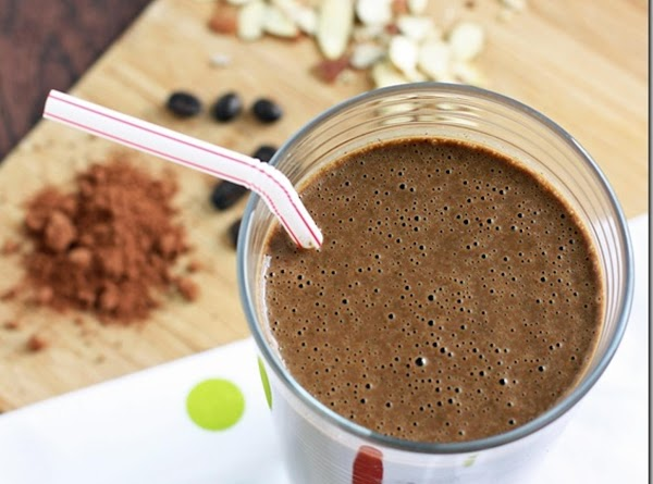 Peanut Butter Mocha Protein Smoothie Recipe