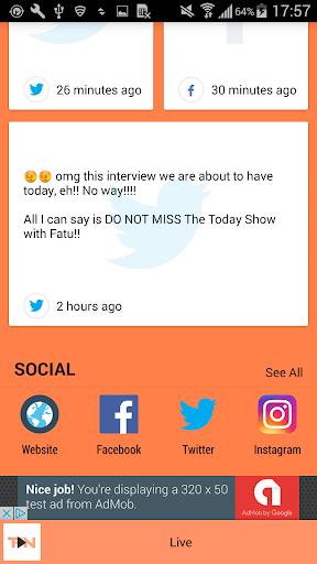 玩免費新聞APP|下載The Fatu Network app不用錢|硬是要APP