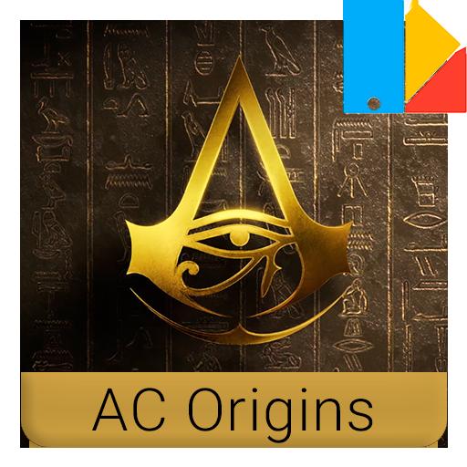 Assassins Creed Origins Xperia™ Theme for PC