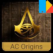 Assassins Creed Origins Xperia™ Theme