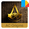 Assassins Creed Origins Xperia™ Theme