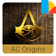 Assassins Creed Origins Xperia™ Theme apk