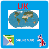 United Kingdom Offline Maps