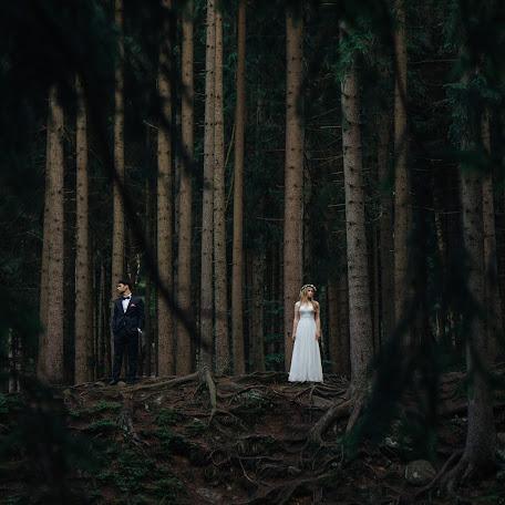 Wedding photographer Michal Jasiocha (pokadrowani). Photo of 27.11.2017