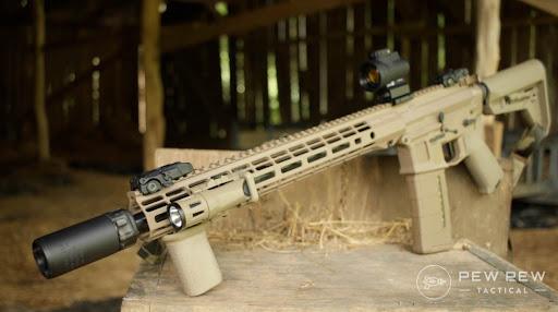 [Video+Review] Aero Precision Thunder Ranch TR15: A Better AR?