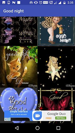 Good night images 1.3 screenshots 3