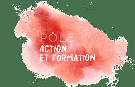 pôle action et formation