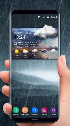 Accurate Weather Report 16.6.0.6270_50153 Screenshots 3