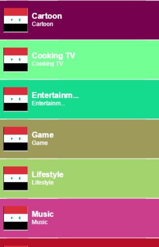 Syria TV Channel Info