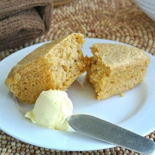 Corn Pone Skillet Cornbread