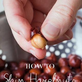 How to Skin Hazelnuts EASILY Recipe