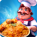 Biryani Cooking Indian Super Chef Food Game icon