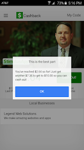 Neighborhood Cashback screenshot 2