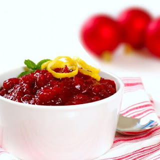 Cranberry Sauce With Grand Marnier Recipes