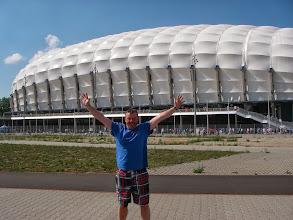 Photo: Poznański stadion Euro 2012