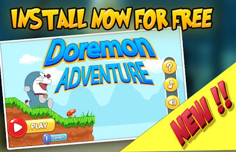 Jungle Doremon Adventures - náhled
