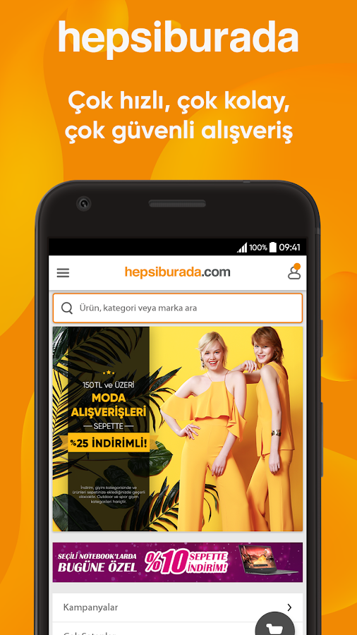 Hepsiburada- screenshot