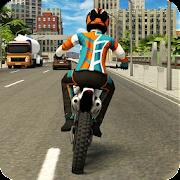 Moto Traffic Dodge 3D