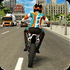 Moto Traffic Dodge 3D icon