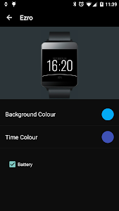 Ezro Watch Face screenshot 0