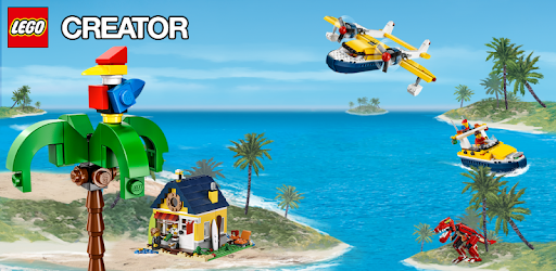 LEGO® Creator Islands - Build, Play & Explore - Apps on Google Play