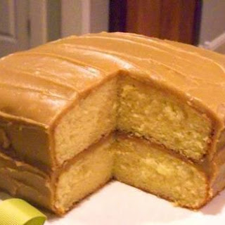 Caramel Cake With Brown Sugar Icing Recipes