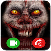 Killer Clown Video Call