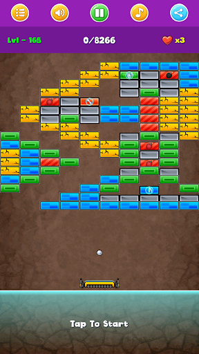 Super Brick Breaker apktram screenshots 2