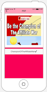 Be The Champion Of The Affiliate War eBook ✔️ for PC-Windows 7,8,10 and Mac apk screenshot 2