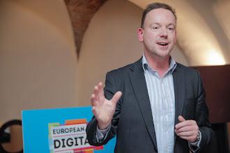 Photo: Geoff Mulgan, chief executive of Nesta