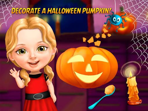 Sweet Baby Girl Halloween Fun screenshots 16