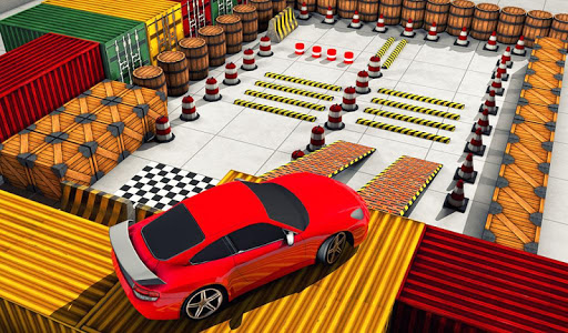 Free Car Parking Game 3D : Parking Simulator 1.0.03 screenshots 9