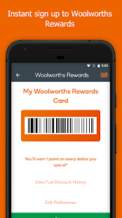 Woolworths Fuel- screenshot thumbnail