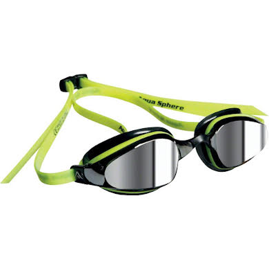 Michael Phelps K-180 Goggles with Mirror Lens