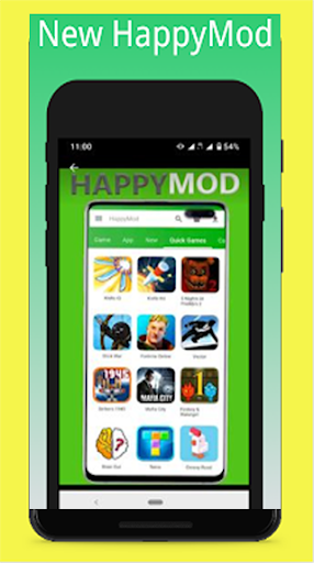 Supper HappyMod Apps Manager Tips screenshot 1