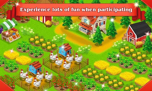Happy Farm Spiel