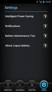 Battery optimizer and Widget Screenshot
