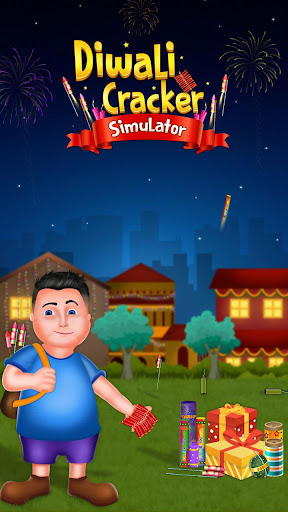Diwali Cracker Simulator 2018  captures d'écran 1