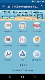 RCI, Inc. Convention- miniatura screenshot