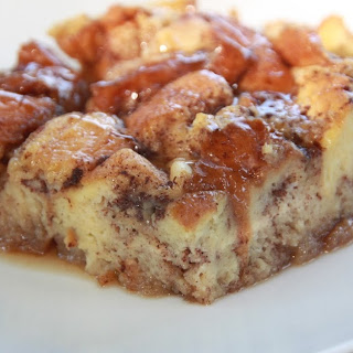 Quick & Easy French Toast Casserole.