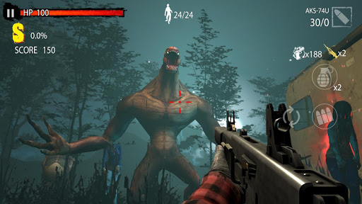 Zombie Hunter D-Day modavailable screenshots 9