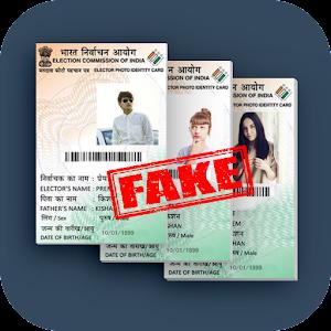 Voter Id Card Maker Prank