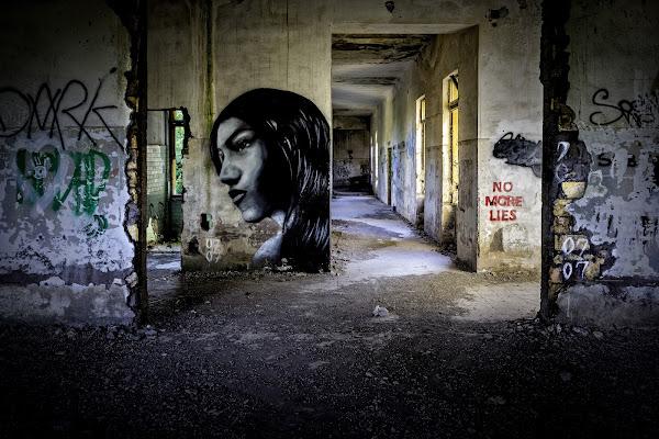 Muri che parlano di Gloria Staffa