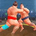 Sumo Wrestling 2k20 : Sumotori Free Fighting Games icon