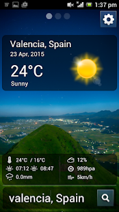 Cool Weather IA screenshot