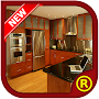 Kitchen Cabinet Design Ideas APK icon