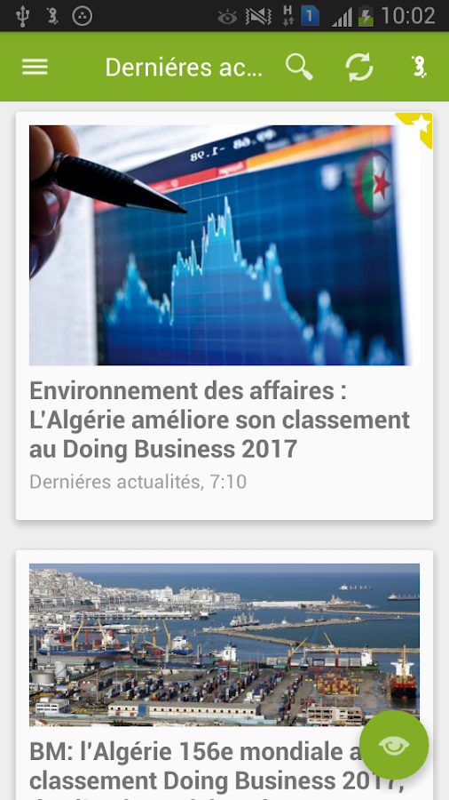 Fibladi Actualité- screenshot