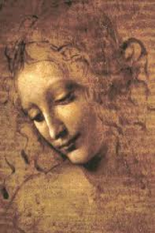 Drawings of Leonardo da Vinci